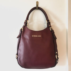 Michael Kors Bedford belted tote - like new